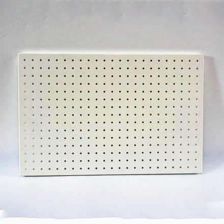 Colorful Galvanized Metal Plated Pegboard